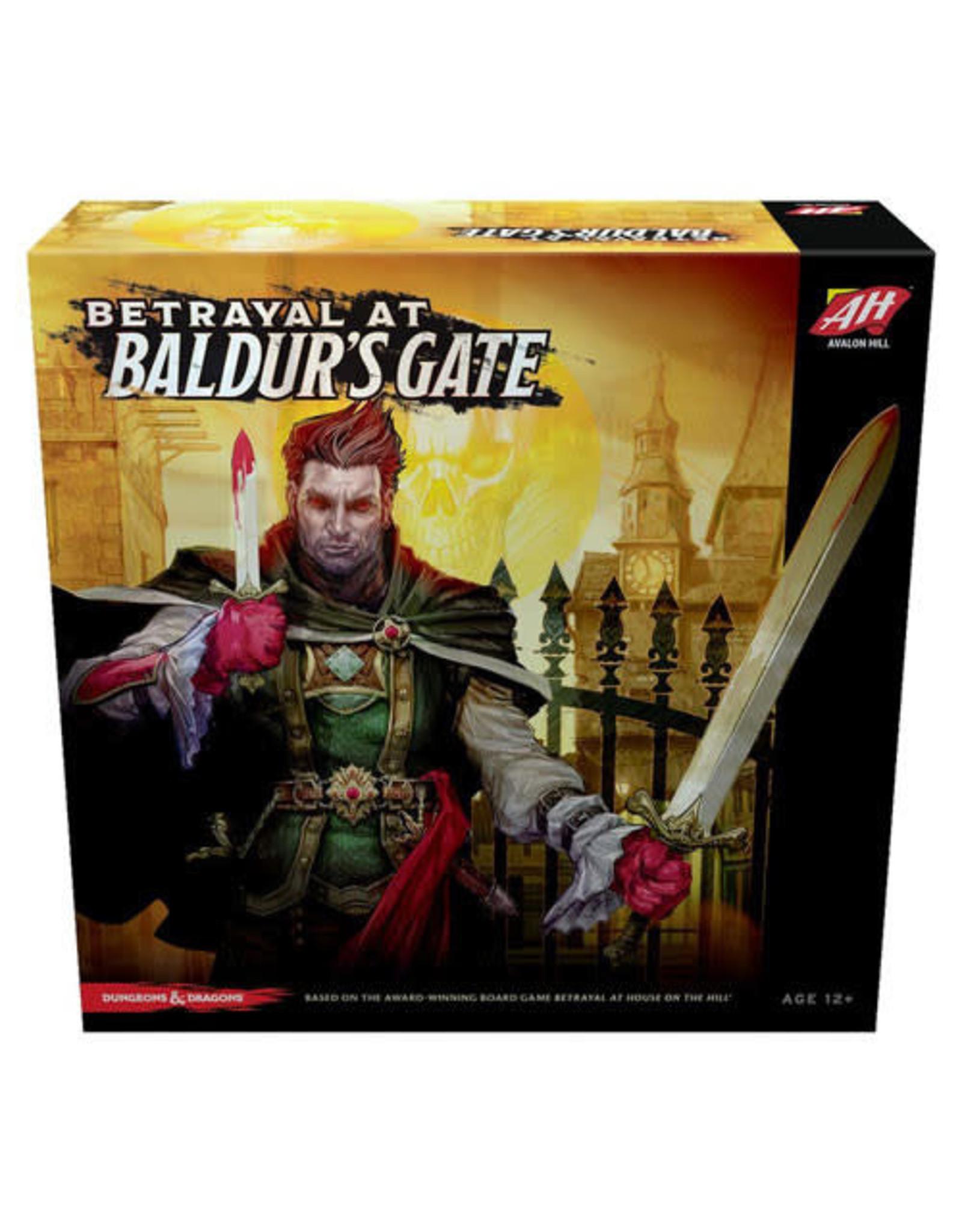 Avalon Hill Betrayal at Baldur`s Gate