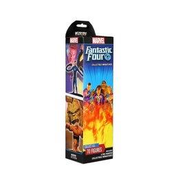 WizKids Marvel HeroClix: Fantastic Four Booster