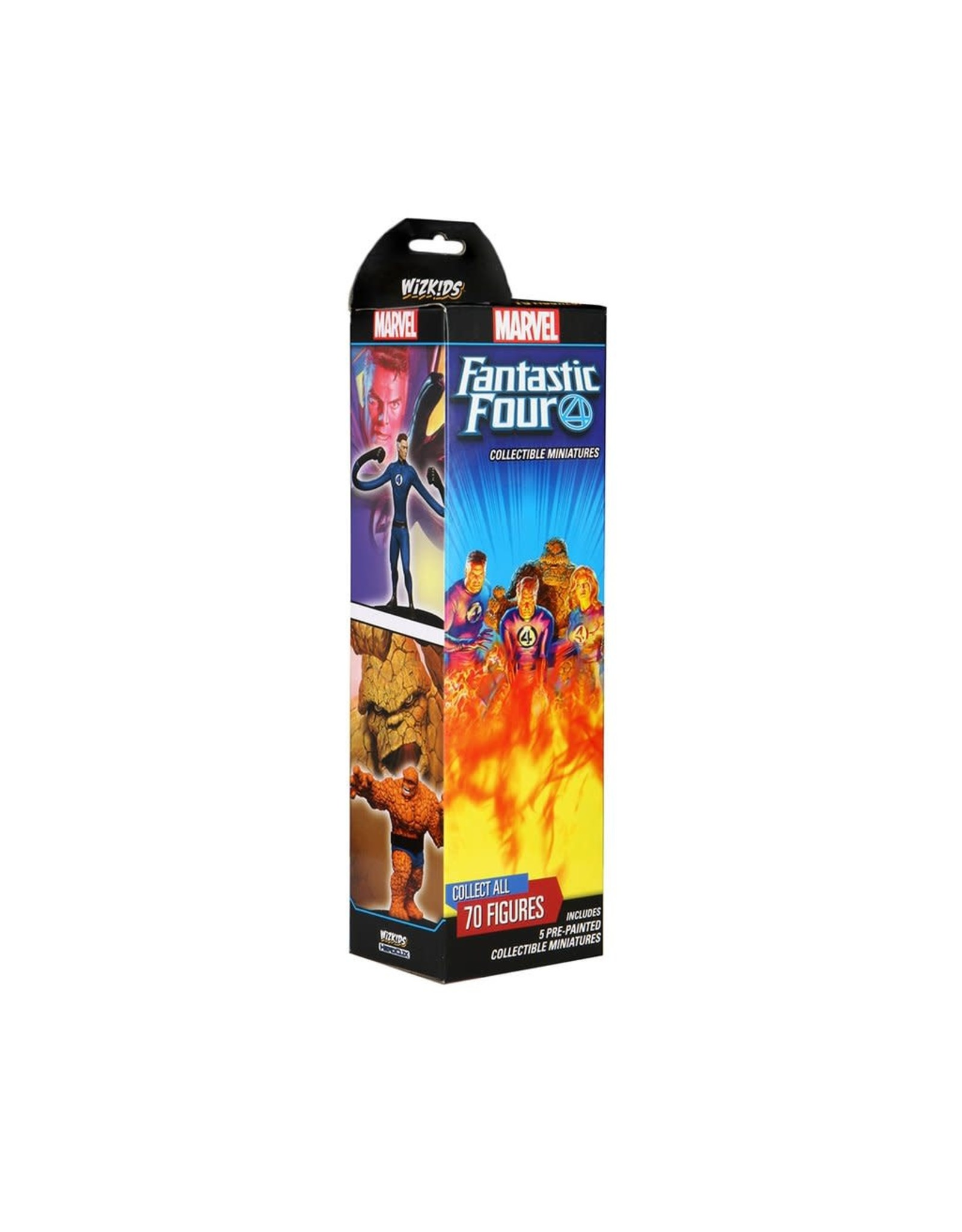 WizKids Marvel HeroClix: Fantastic Four Booster