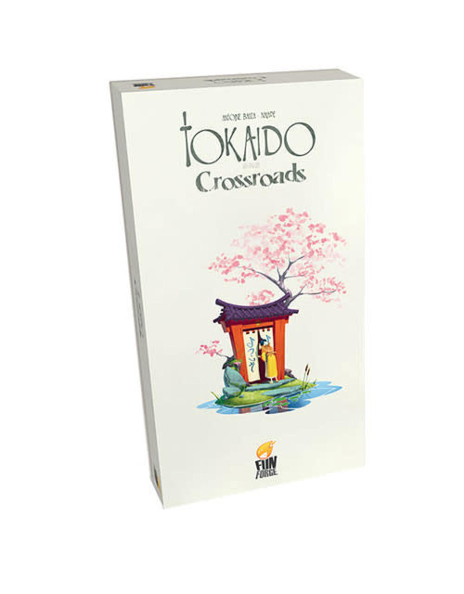 Asmodee Tokaido: Crossroads Expansion