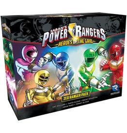 Renegade Game Studios Power Rangers - Heroes of the Grid: Zeo Ranger Pack
