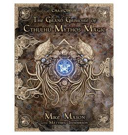 Chaosium  Inc. The Grand Grimoire of Cthuhu Mythos Magic