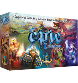 Gamelyn Games Tiny Epic Defenders (2E)