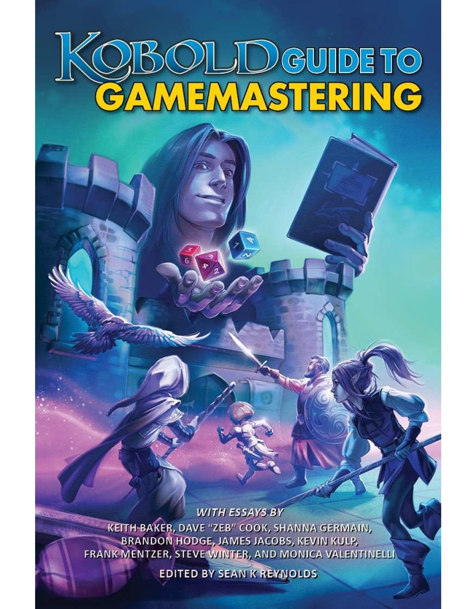 Kobold Press Kobold Guide to Gamemastering