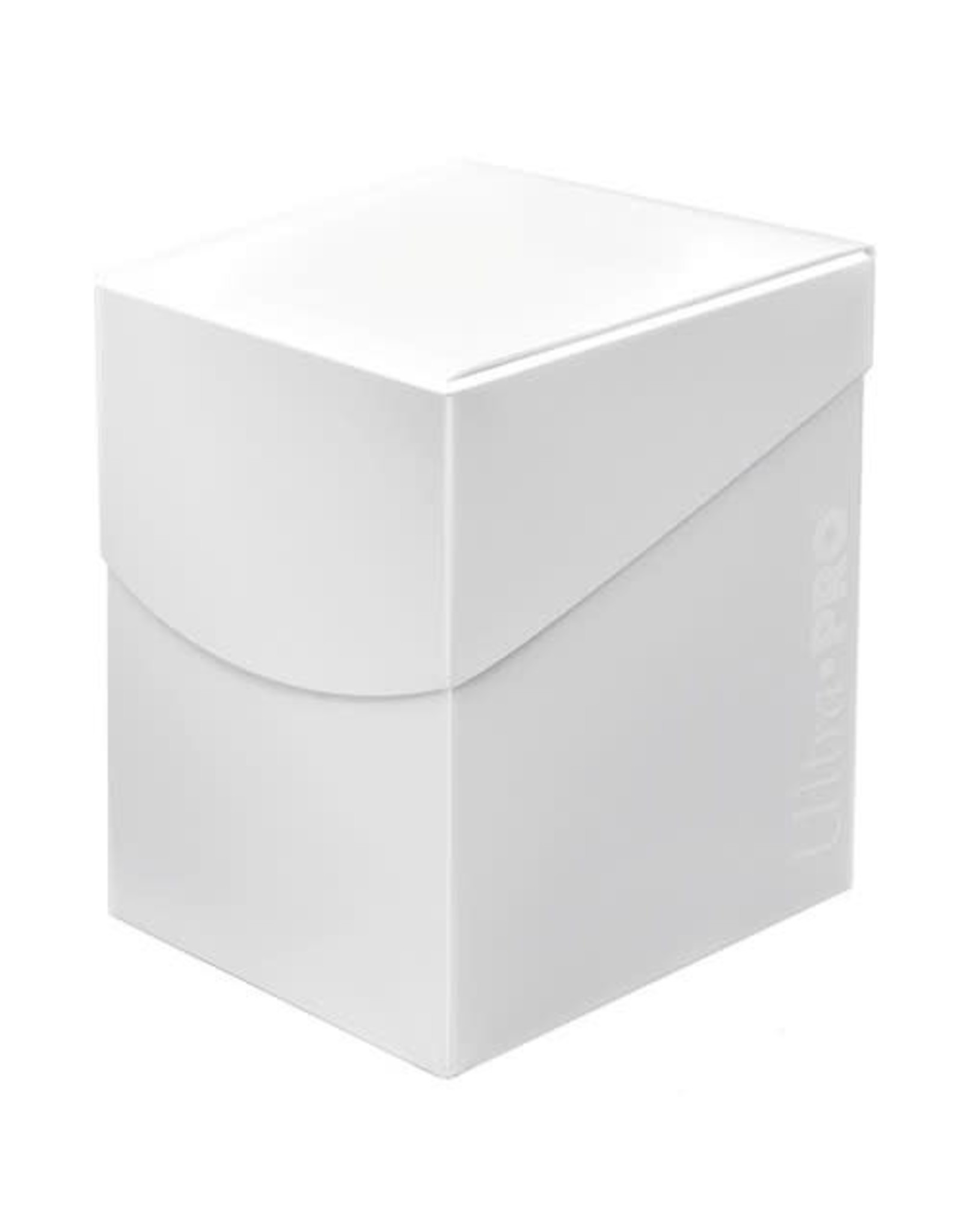 Ultra Pro Ultra Pro Deck Box: Eclipse 100+ Arctic White
