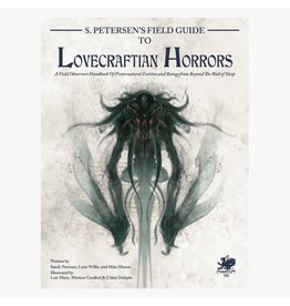 Chaosium  Inc. S. Petersens Field Guide to Lovecraftian