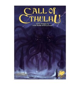 Chaosium  Inc. CoC: 7E. Keeper Rulebook