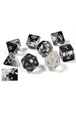 Sirius Dice RPG Dice (7) Set Clubs