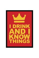 Legion I Drink and I Know Things! (50)