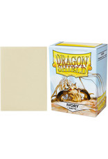 Dragon Shield Dragon Shields: (100) Matte Ivory