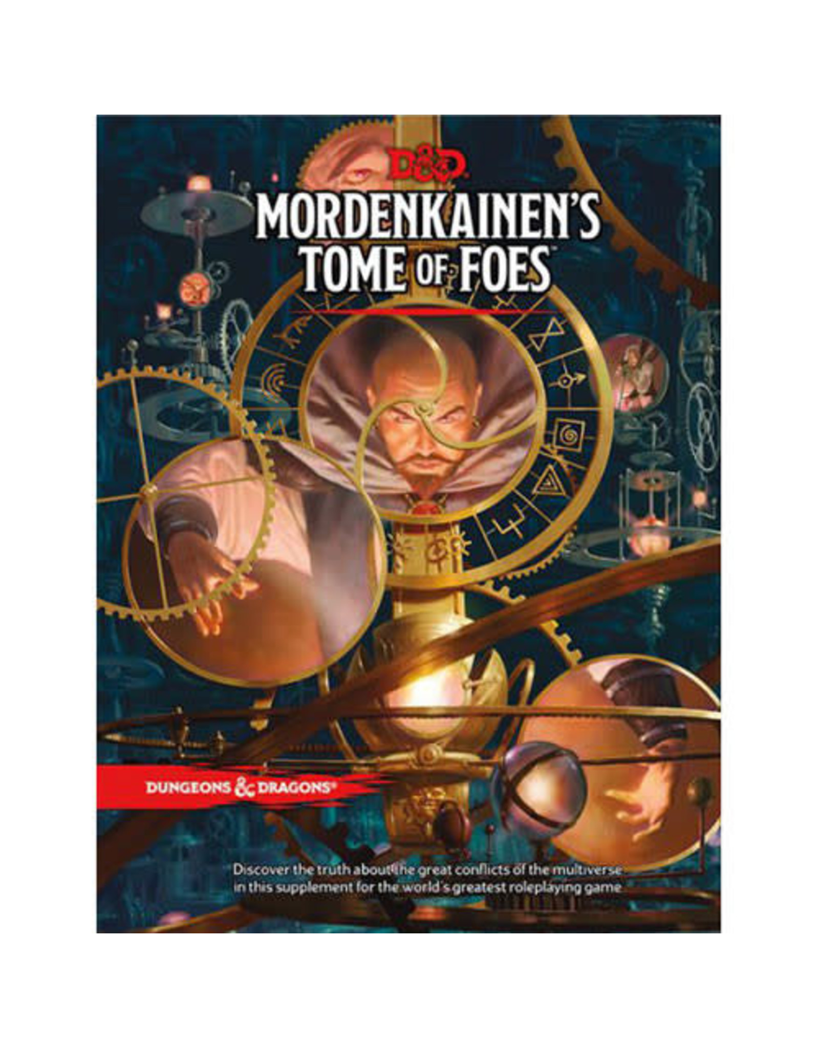 Wizards of the Coast Dungeons and Dragons RPG: Mordenkainen`s Tome of Foes