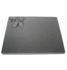 Battle Foam Copy of Battle Foam Large Pluck Foam Tray 2in