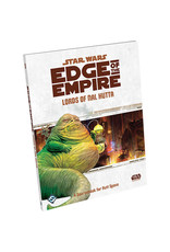 Fantasy Flight Games Star Wars RPG: Edge of the Empire - Lords of Nal Hutta Sourcebook Hardcover