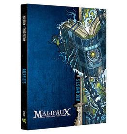 Wyrd Miniatures Malifaux 3E: Arcanist Faction Book