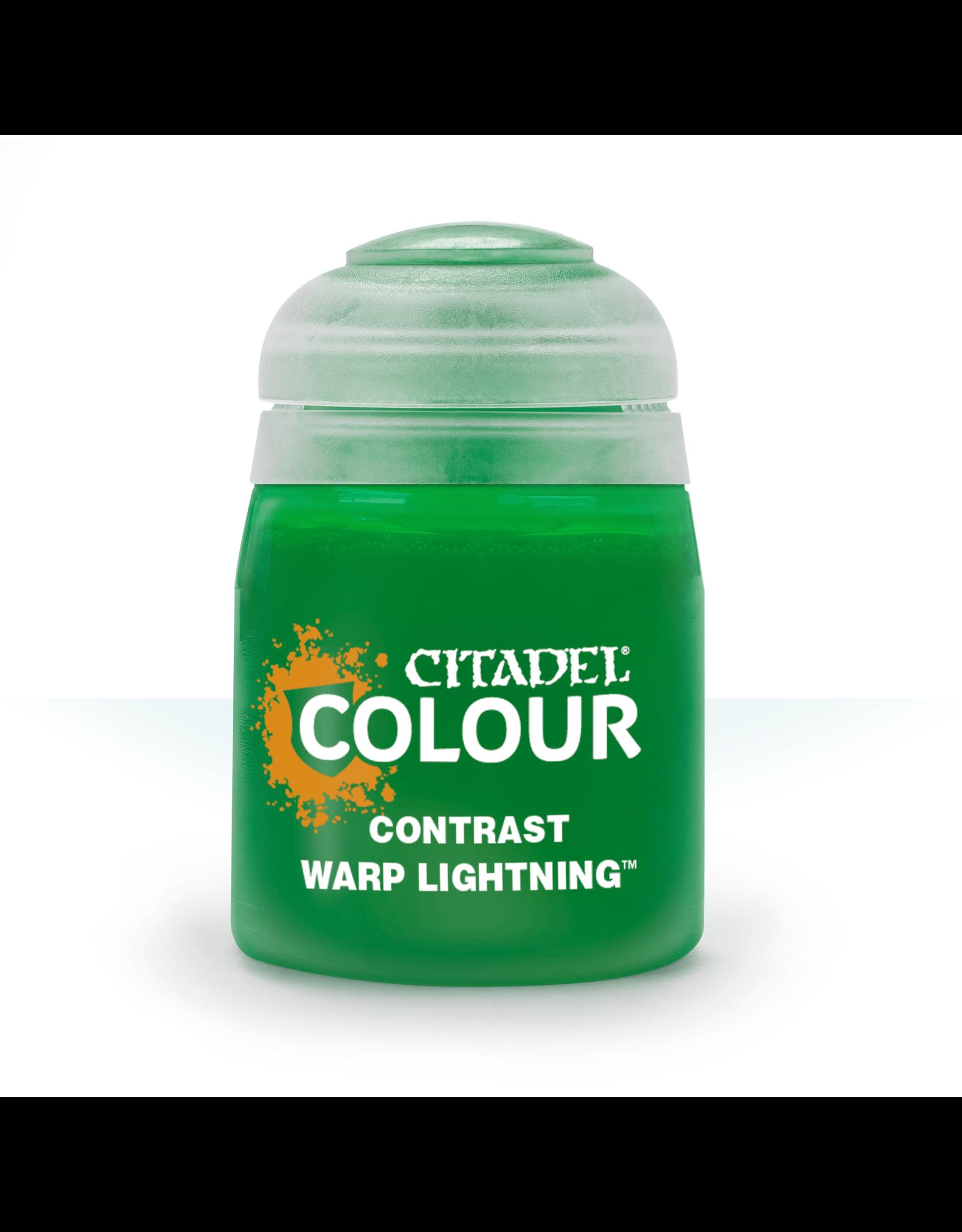 Games Workshop Contrast: Warp Lightning