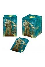 Ultra Pro Theros Beyond Death Calix, Destiny's Hand Alt Art PRO 100+ Deck Box for Magic: The Gathering