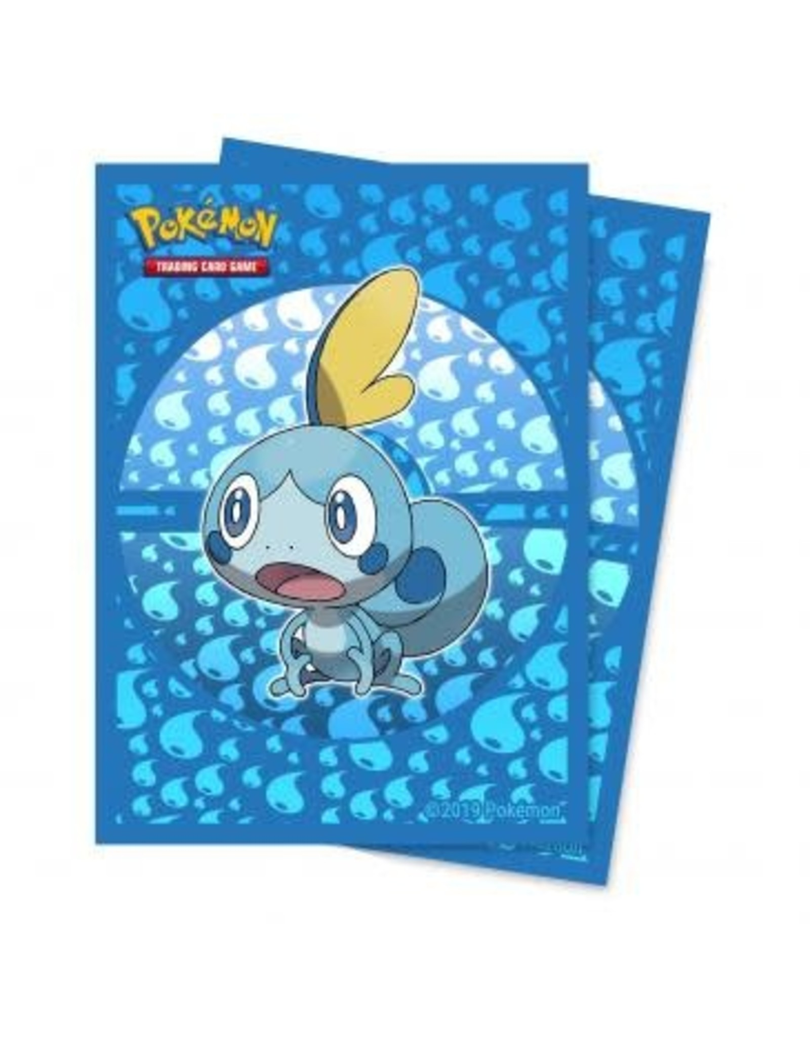 Ultra Pro Sword and Shield Galar Starters Sobble Deck Protector sleeve 65ct for Pokémon