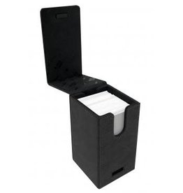 Ultra Pro Suede Collection Alcove Tower Jet Deck Box