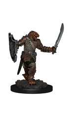 WizKids Dungeons & Dragons Icons of the Realms Premium Figures: W2 Dragonborn Female Paladin