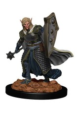 WizKids Dungeons & Dragons Icons of the Realms Premium Figures: W2 Elf Male Cleric