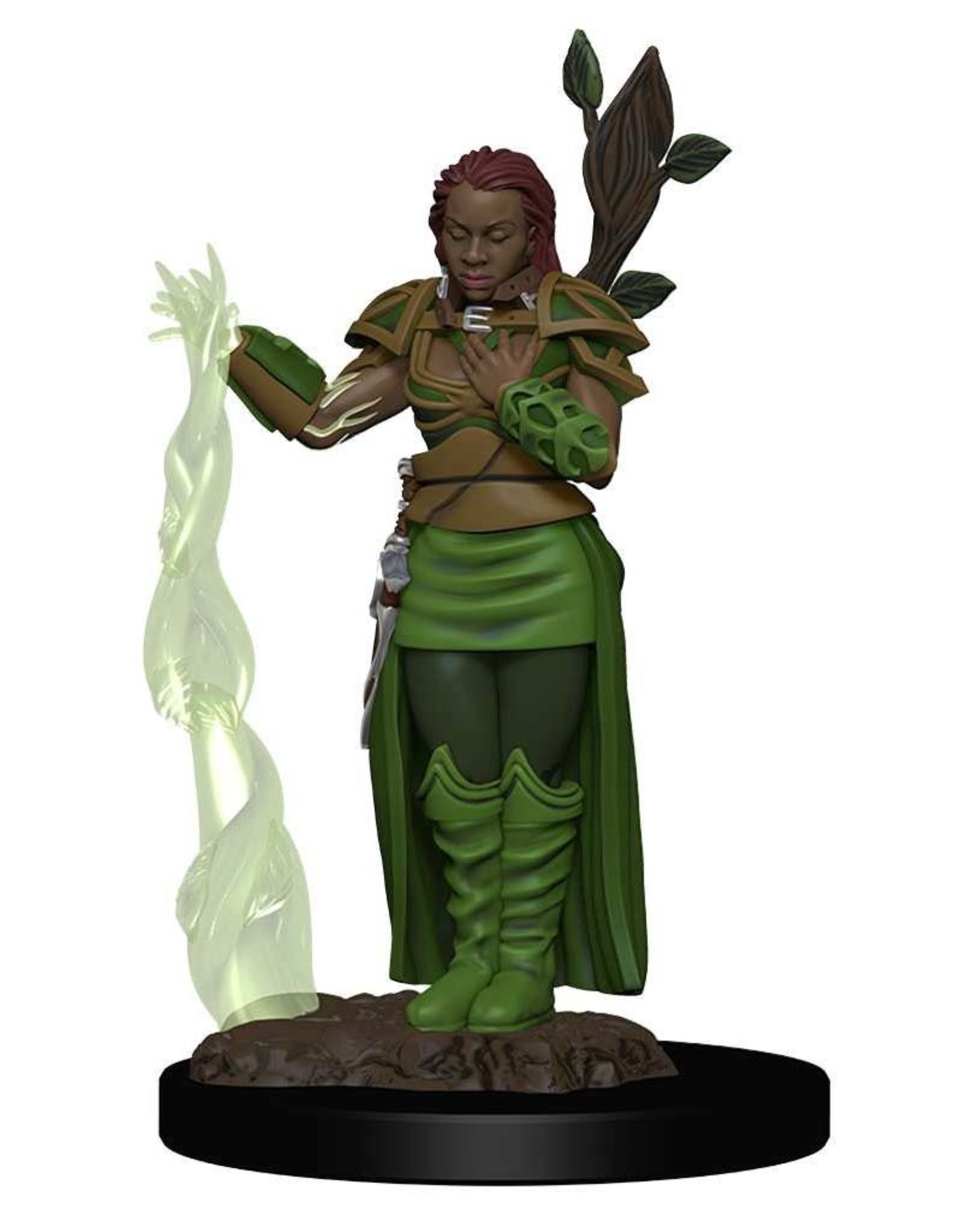 WizKids Dungeons & Dragons Icons of the Realms Premium Figures: W2 Human Female Druid