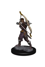 WizKids Dungeons & Dragons Icons of the Realms Premium Figures: W2 Female Elf Ranger