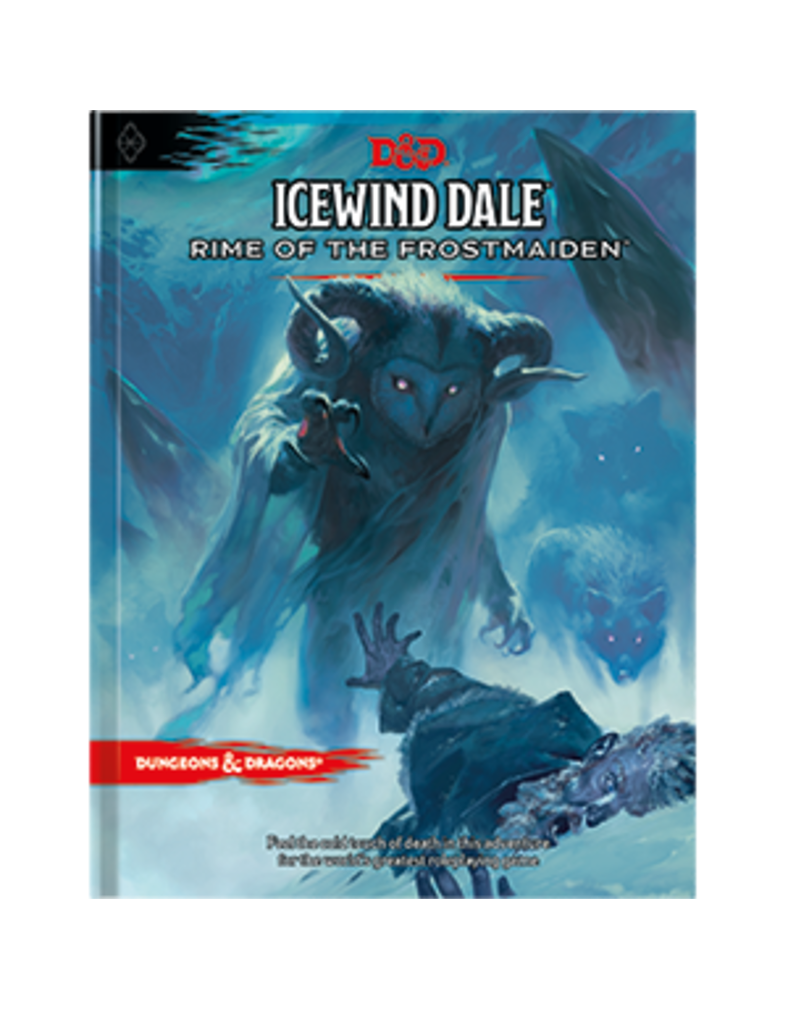 Wizards of the Coast Dungeons and Dragons RPG: Icewind Dale- Rime of the Frostmaiden