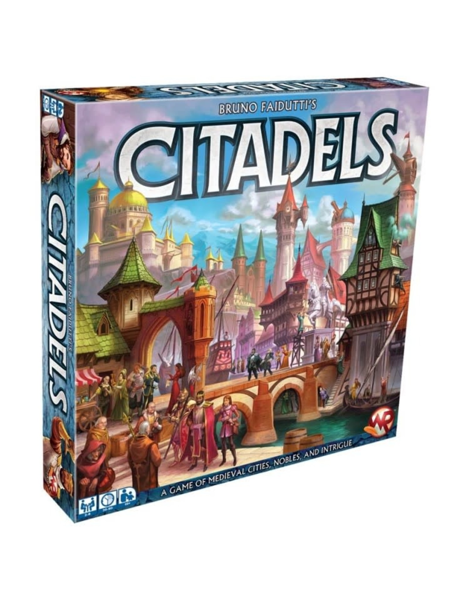 Z-Man Games Citadels