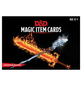 Gale Force 9 D&D: Magic Item Cards