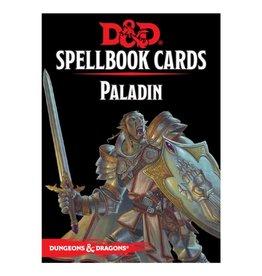 Gale Force 9 D&D Spellbook Cards: Paladin Deck
