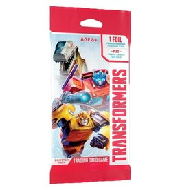 Wizards of the Coast Transformers TCG: Wave 1 Booster Pack