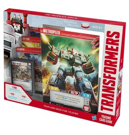 Wizards of the Coast Transformers TCG: Metroplex Deck