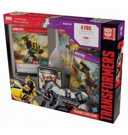Wizards of the Coast Transformers TCG: Bumblebee Vs. Megatron Starter Set