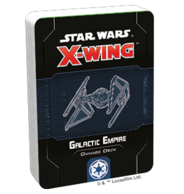 Fantasy Flight Games Galactic Empire Damage Deck