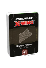 Fantasy Flight Games Galactic Republic Damage Deck