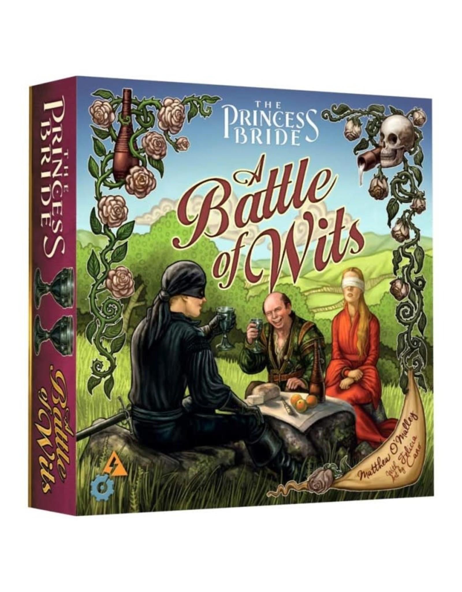 Sparkworks The Princess Bride: A Battle of Wits 3E