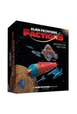 Starling Games Alien Frontiers: Factions Definitive Ed