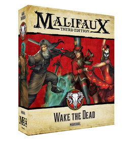 Wyrd Games Wake the Dead: Marshal