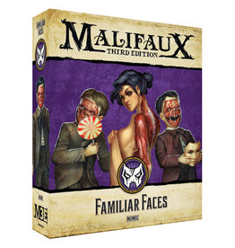 Wyrd Games Familiar Faces: Mimic