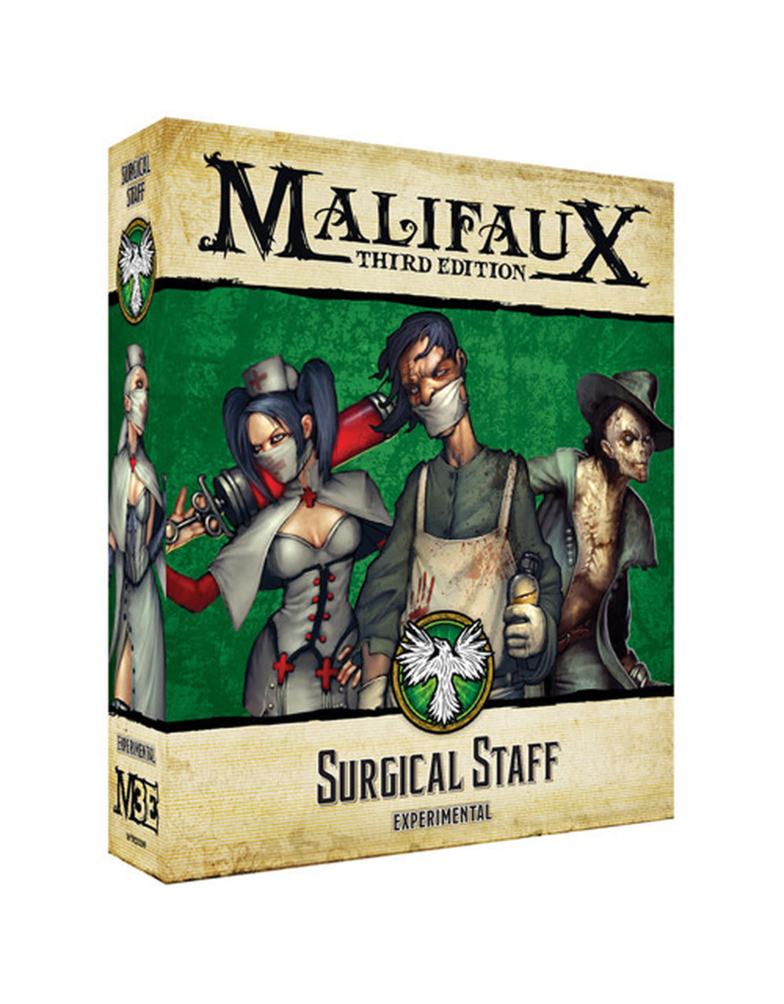 Wyrd Games Surgical Staff: Experimental