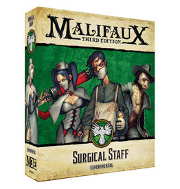 Wyrd Games Surgical Staff: Experimental