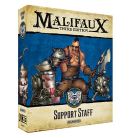 Wyrd Miniatures Support Staff: Augmented