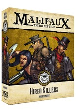 Wyrd Games Hired Killers: Mercenary