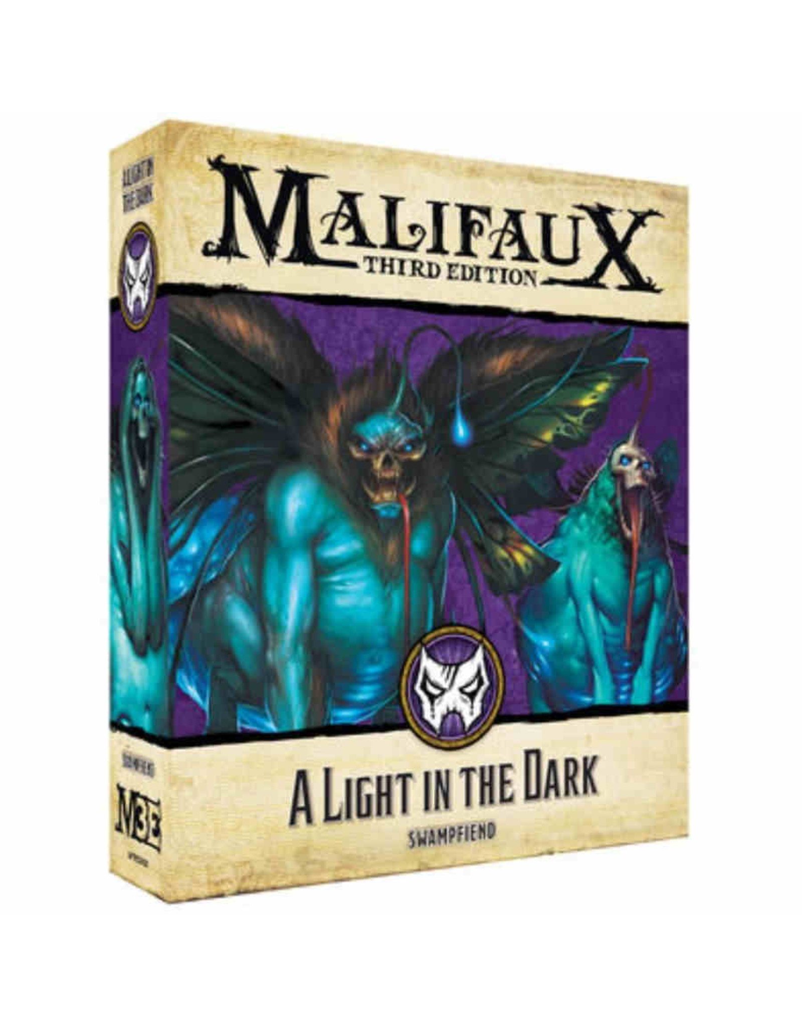 Wyrd Games A Light in the Dark: Swampfiend