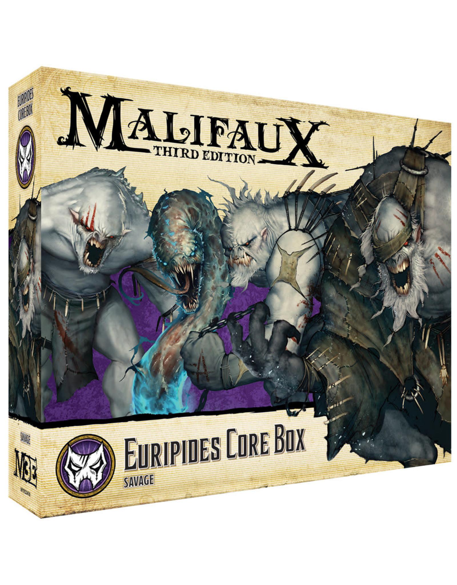 Wyrd Miniatures Euripides Core Box: Savage