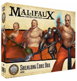 Wyrd Games Shenlong Core Box: Monk