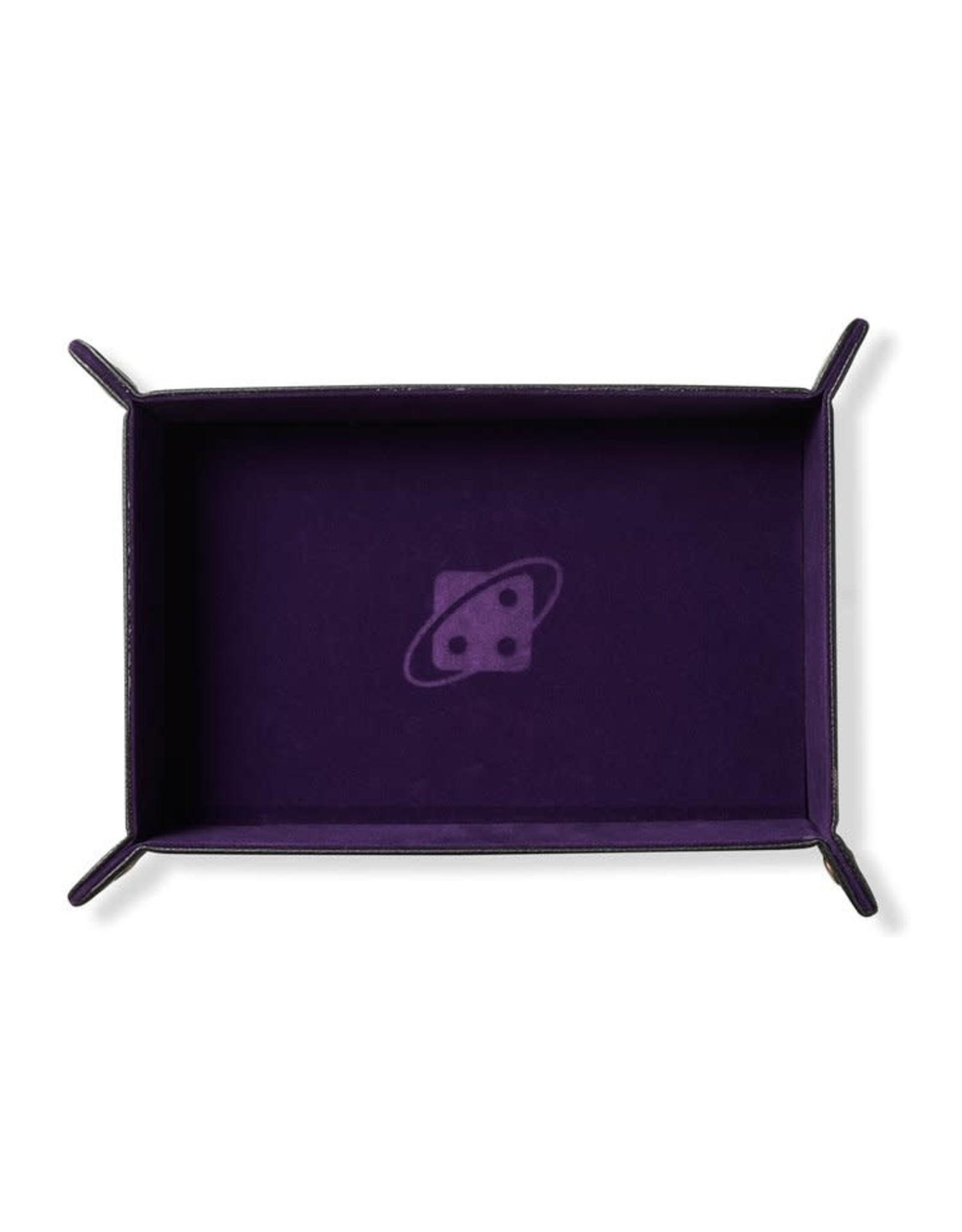 Sirius Dice Folding Dice Tray: Purple