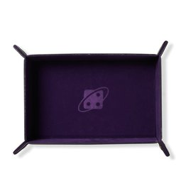 Sirius Dice Folding Dice Tray: Purple