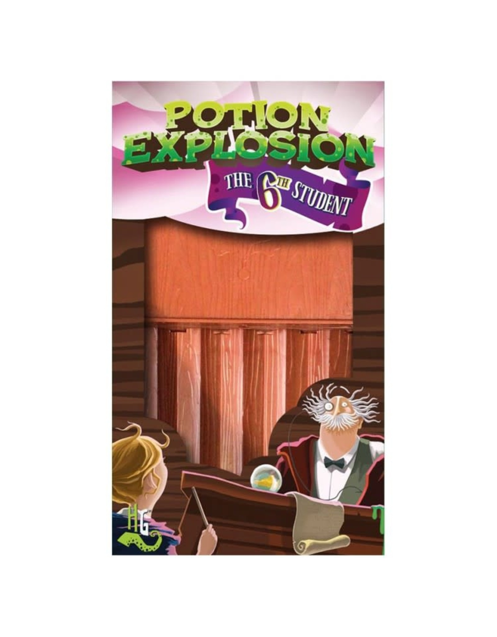 CMON Potion Explosion: The 6th Student