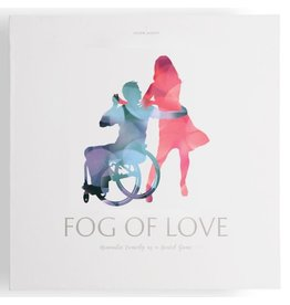 Hush Hush Productions Fog of Love: Diversity Cover